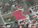 For sale - building plot with project