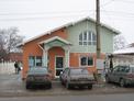 Кафене и сервизен център до града