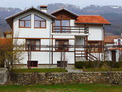 Attractive house at the foot of the mountain - good business opportunity