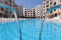Furnished one-bedroom apartment in the central part of Sunny Beach