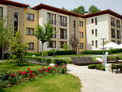 Fully furnished two-bedroom apartment in complex Pirin