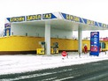 Petrol and gas filling station 6 km from Nova Zagora
